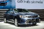Cam kết giá tốt nhất trên tất cả dòng xe Toyota: Vios, Camry, Altis 2015